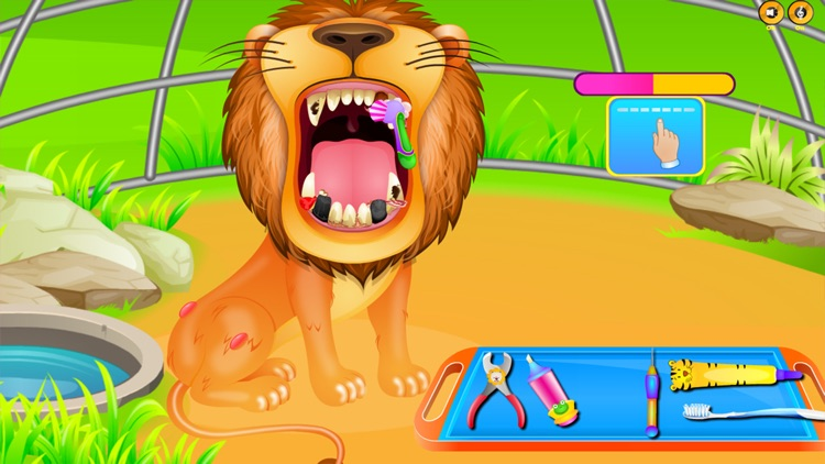 Vet Patrol - Veterinary Games screenshot-3