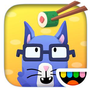 Toca Kitchen Sushi app