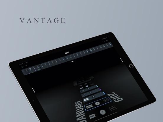 Vantage Calendar Screenshots