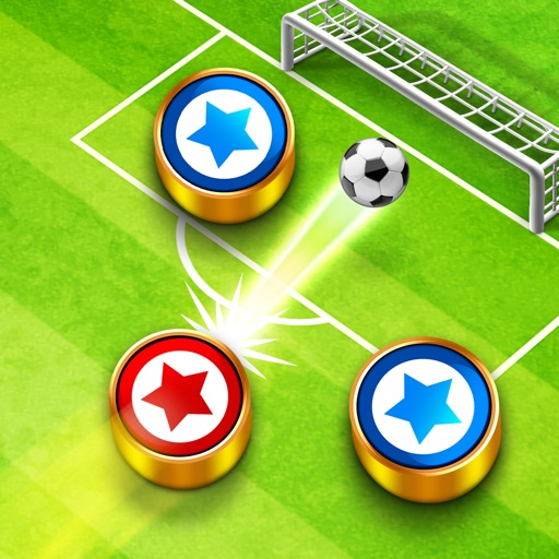 Soccer Stars: Football Kick iOS App