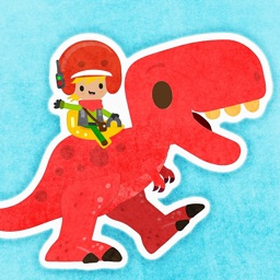 Dinosaur Games for Kids age 4+
