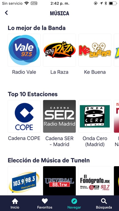 download TuneIn Radio apps 2