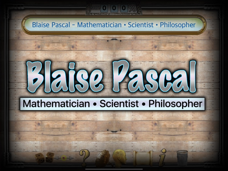 Blaise Pascal screenshot-0