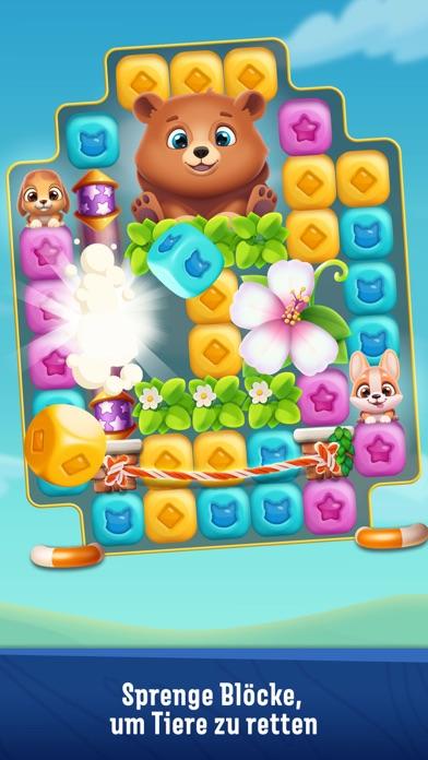Screenshot for Pet Rescue Puzzle Saga in Austria App Store