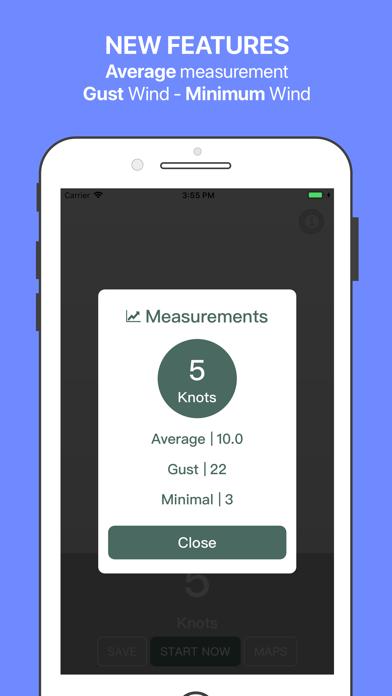 Anemometer for phoneのおすすめ画像3