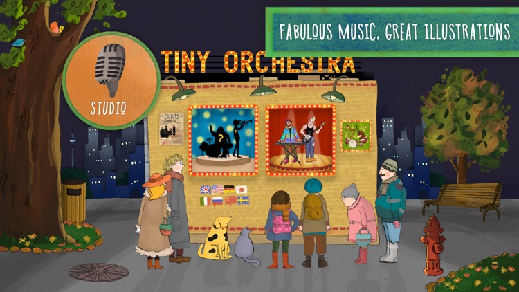 Tiny Orchestra screenshot-2