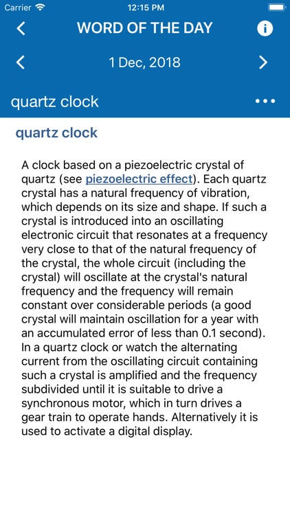 Oxford Dictionary of Physics screenshot-3