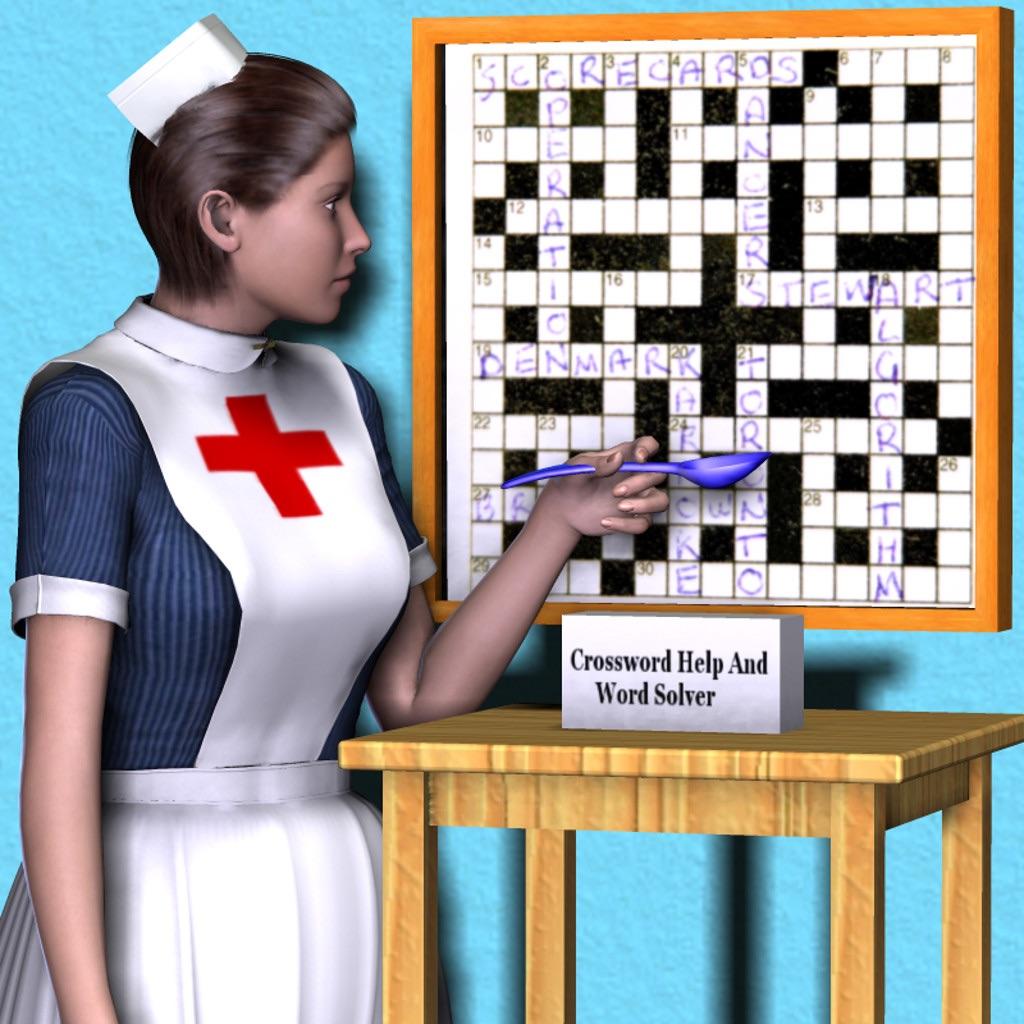 Crossword Solver hack