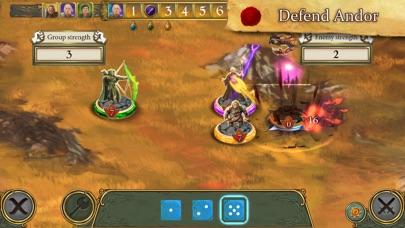 Legends of Andor screenshot 3