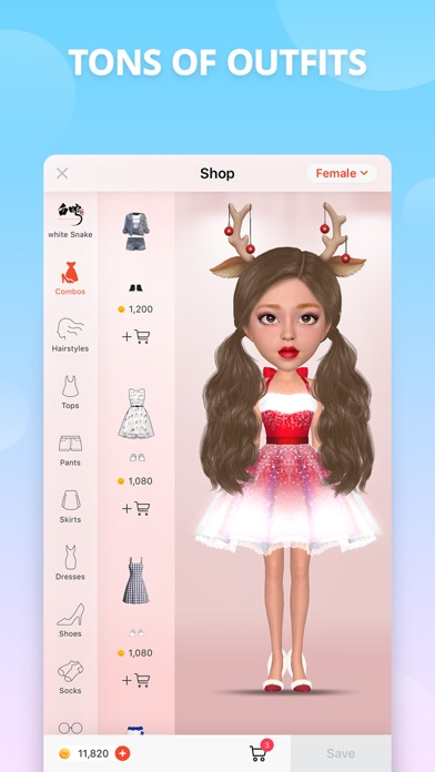 Myidol · 3D Avatar Creator iPhone