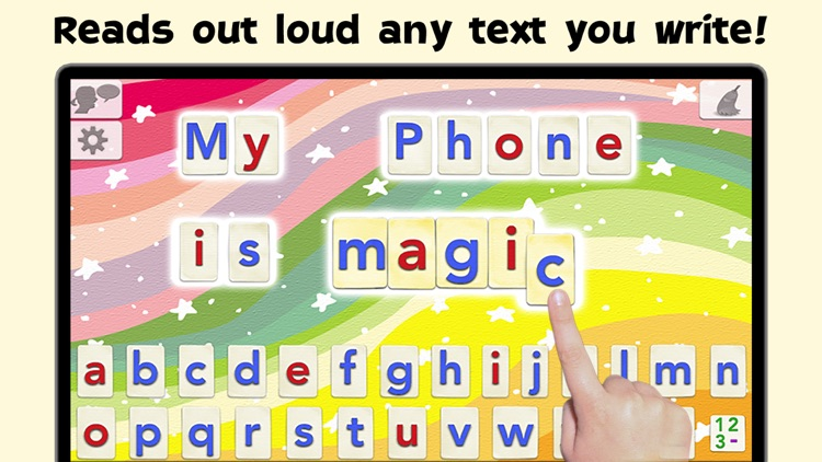 Word Wizard for Kids screenshot-1