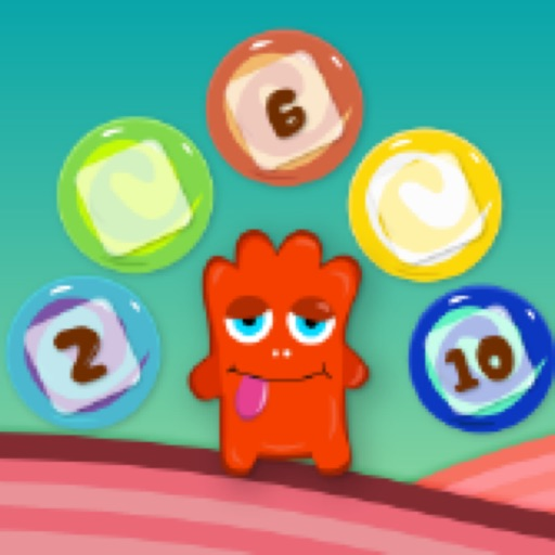 Skip Counting - Kids Math Game