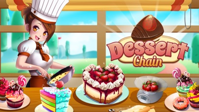 Dessert Chain: Cooking Story Screenshot 1