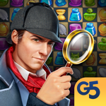 Sherlock: Hidden Match-3 Cases Hack Online Generator  img