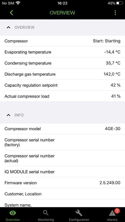BITZER Electronics ServiceTool screenshot-3