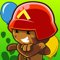 App Icon for Bloons TD Battles App in Albania IOS App Store