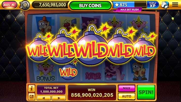 Caesars® Casino Vegas Slots screenshot-4