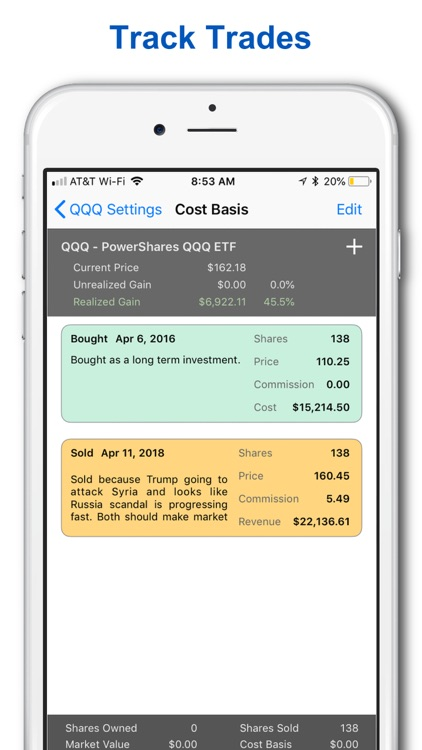 StockHop: Stock Tracker screenshot-5