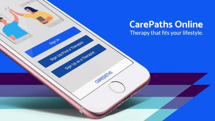 CarePaths Online Therapy screenshot-0