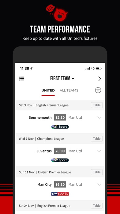 Manchester United Official App-6