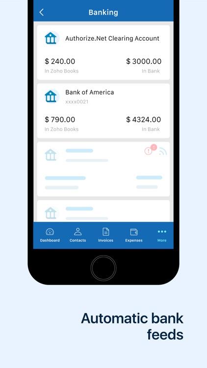 Zoho Books - Online Accounting screenshot-3