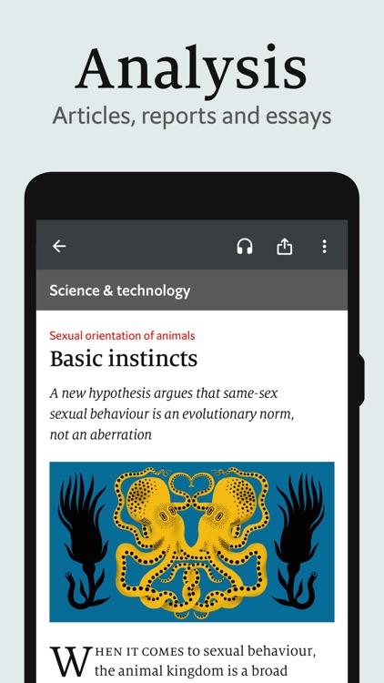 The Economist weekly IN issue screenshot-4