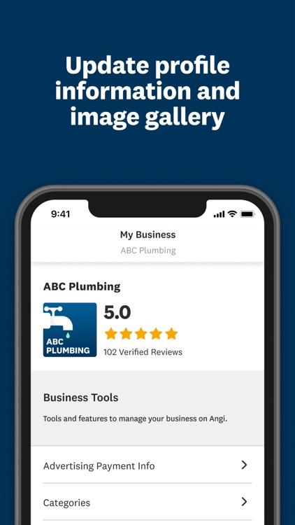 Angi Pro screenshot-6