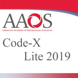 AAOS Code-X Lite 2019