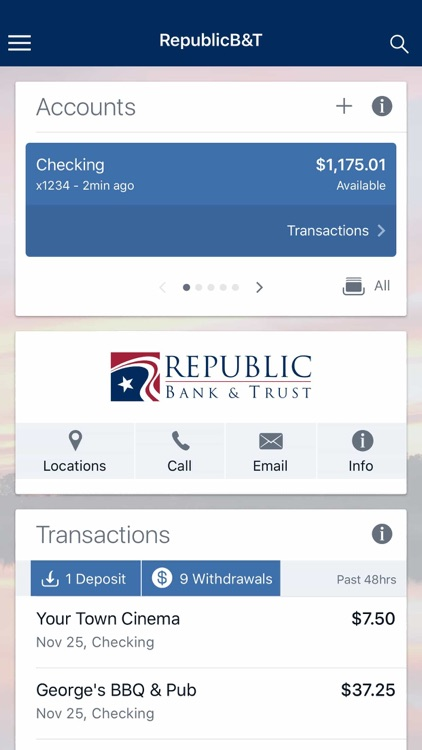 Republic Bank & Trust