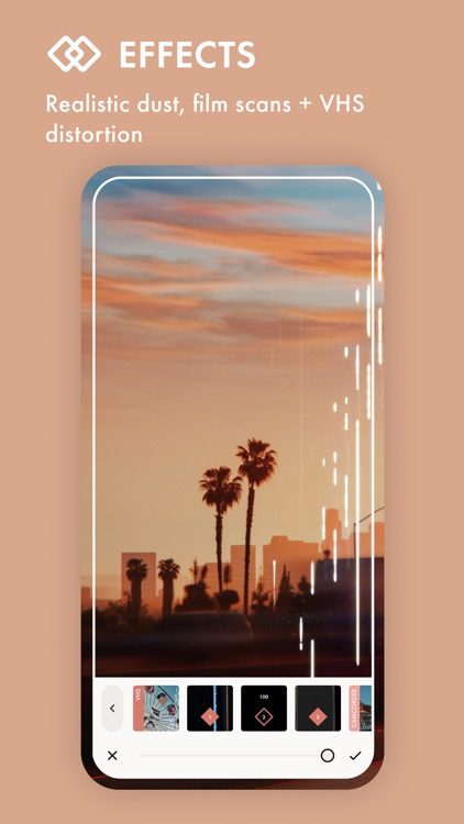 Filmm   Video Effects + Color screenshot-3