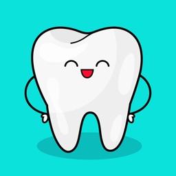 Teeth for fresh Breathe Emojis