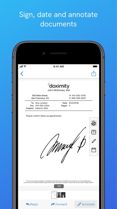 messages.download Doximity software