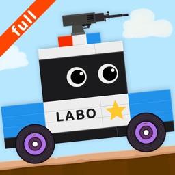 Labo积木汽车2儿童游戏(完整版):沙盒创造游戏
