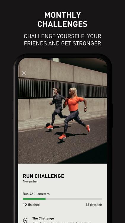 PUMATRAC - Training & Running screenshot-5