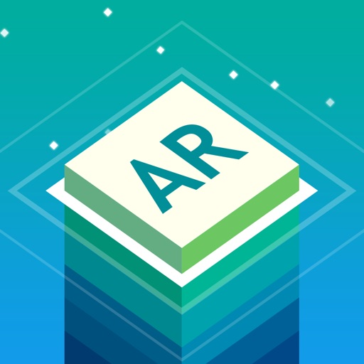 Stack AR icon