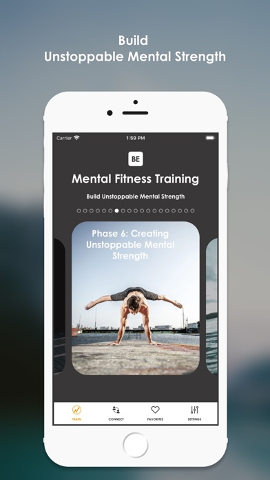 BE: Mental Fitness Training screenshot two