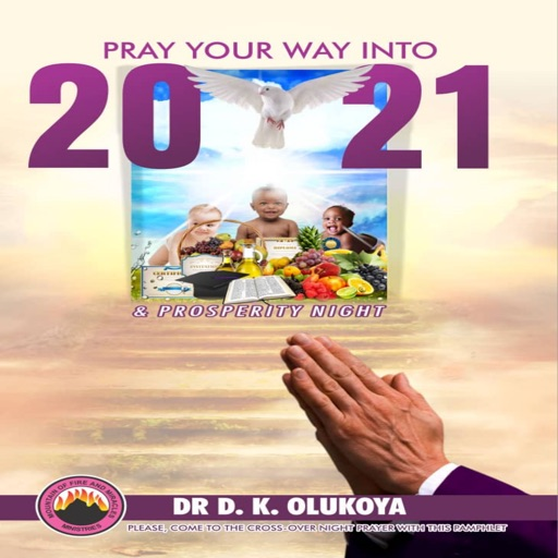 Pray Your Way Into 2021