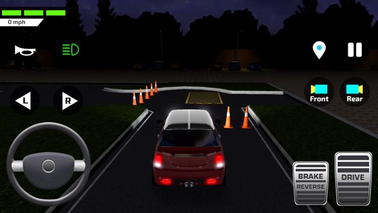 Car Driving School Simulator ! screenshot-7