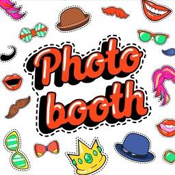 Fancy Selfie Photo Booth Props