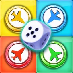 飞行棋—多人飞行棋对战小游戏