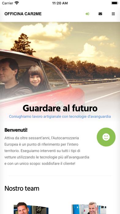 Officina Car2me Screenshot