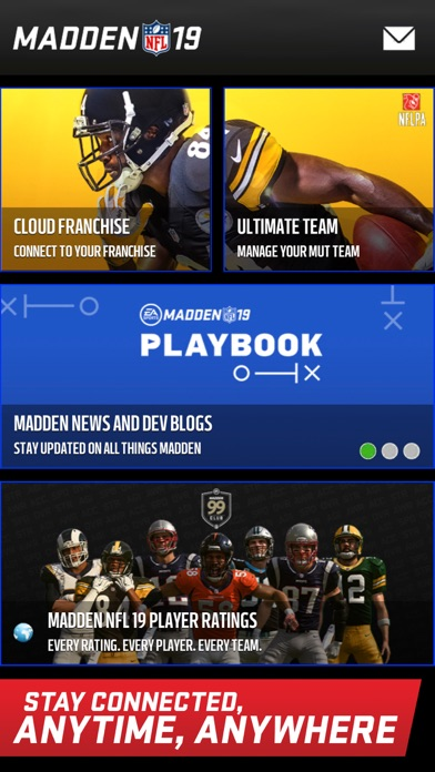 Screenshot for Madden NFL 19 Companion in United States App Store