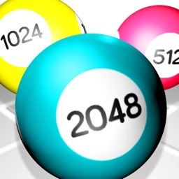 2048 Marble Push 3D