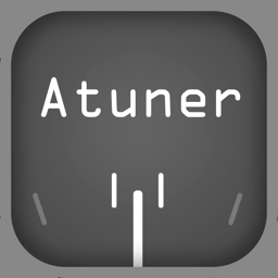 Ícone do app Atuner - Guitar Tuner