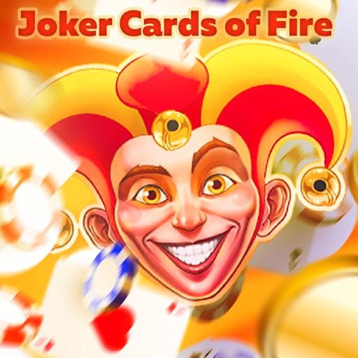 Joker Cards of Fire