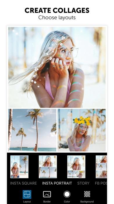 Picsart Photo Editor review screenshots