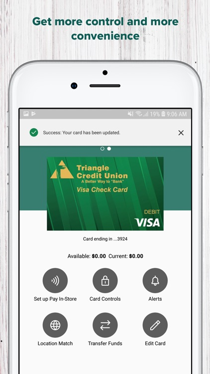 Debit Card Manager