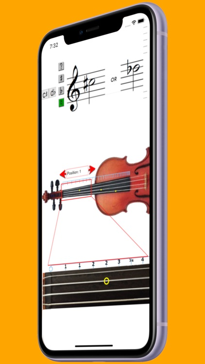 Violin Note Finder screenshot-4