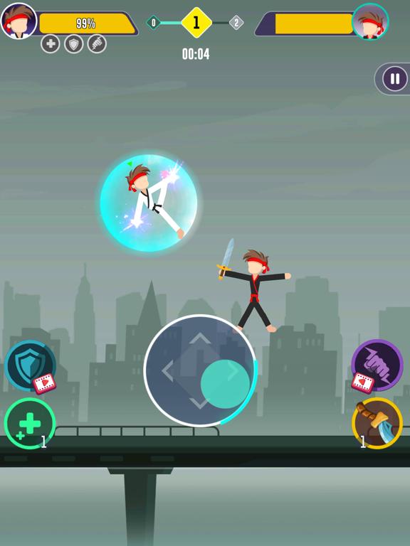 Stickman Battle screenshot 13