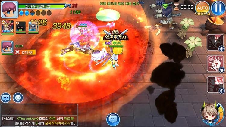루나온라인M screenshot-5